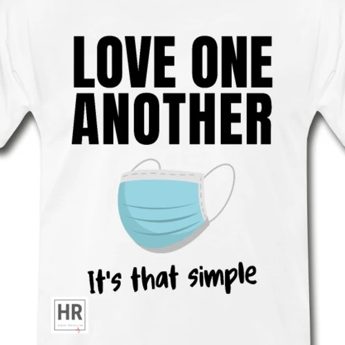 "High Risk Fashion: ""Love One Another"" T-Shirt"